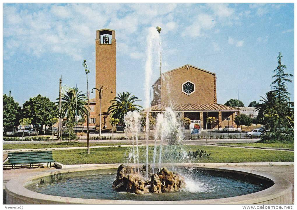 Latina-chiesa Di S.maria Goretti - Latina