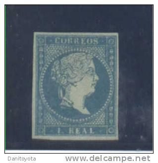 ESPAÑA - 1850-68 Reino: Isabel II