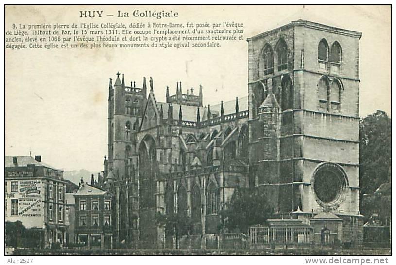 HUY - La Collégiale (Coll. La Belgique Historique, 9) - Huy