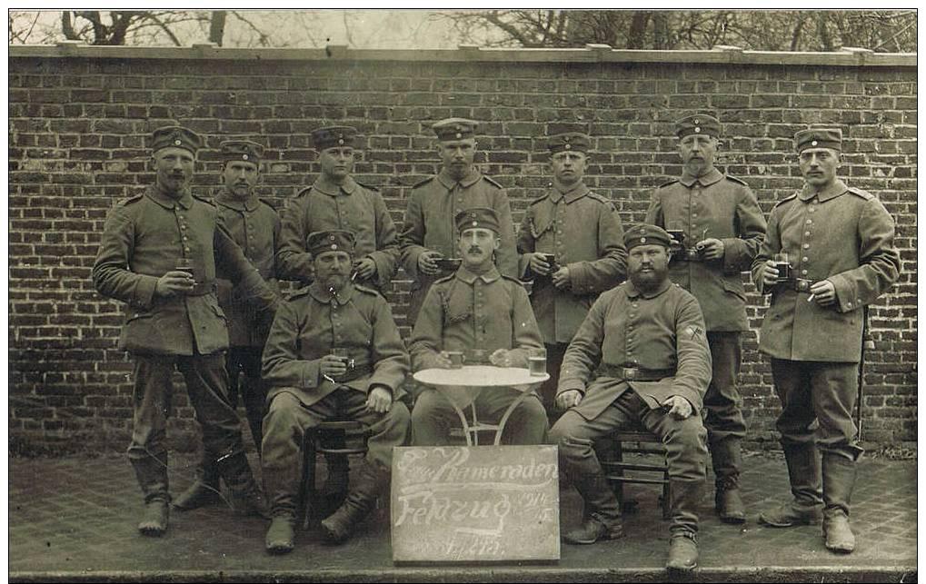 LEDEGEM - Guerre 1914-18