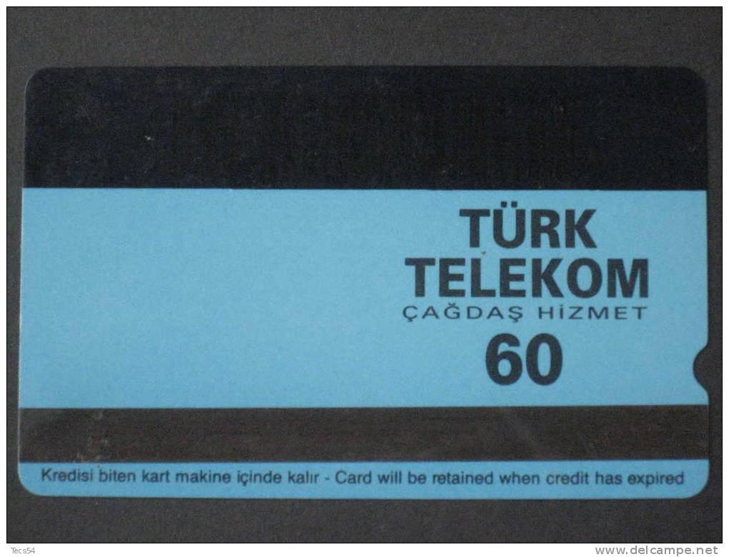 TURCHIA - TURKSAT 60 UNITA' - USATA USED - Turchia