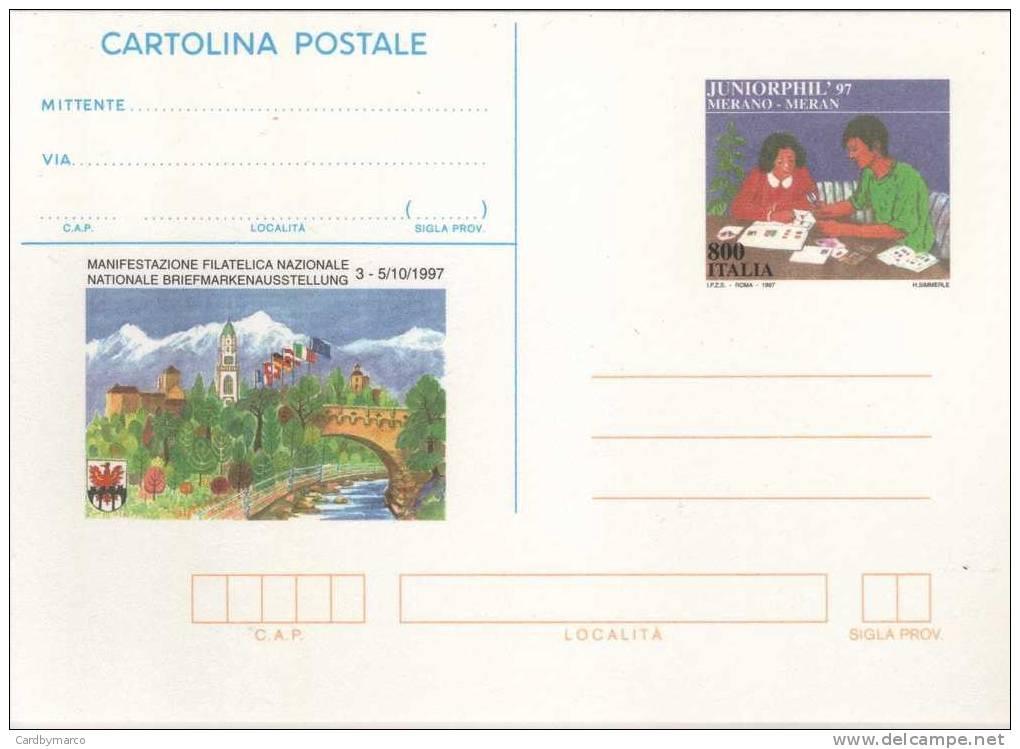 *ITALIA - JUNIORPHIL '97* - NUOVA - Italia