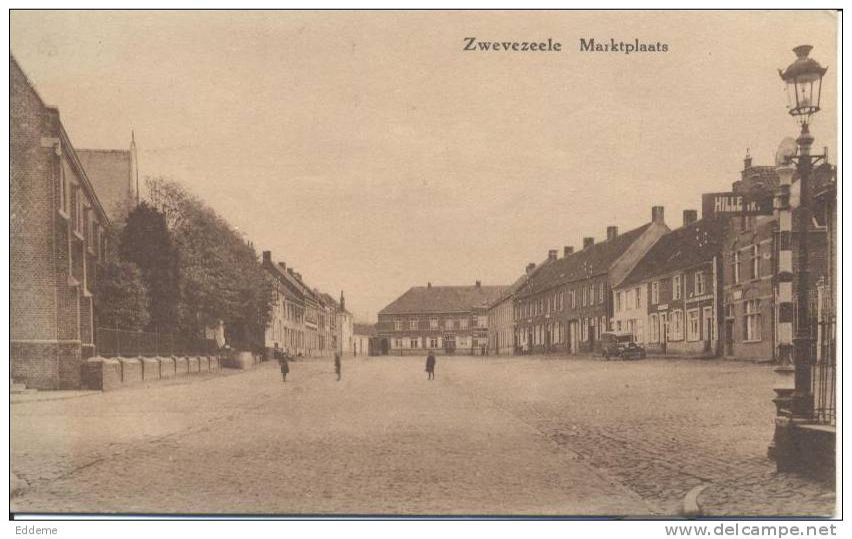 Zwevezele-Marktplaats - Wingene