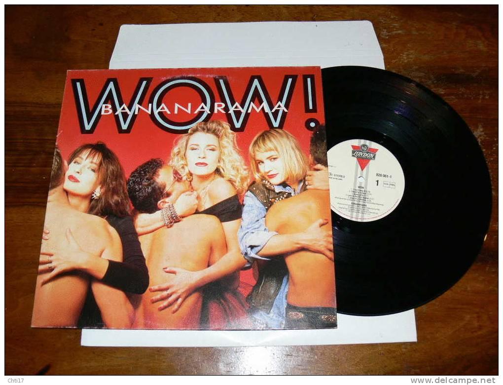 BANANARAMA WOW   EDIT  BARCLAY 1987 - Disco, Pop