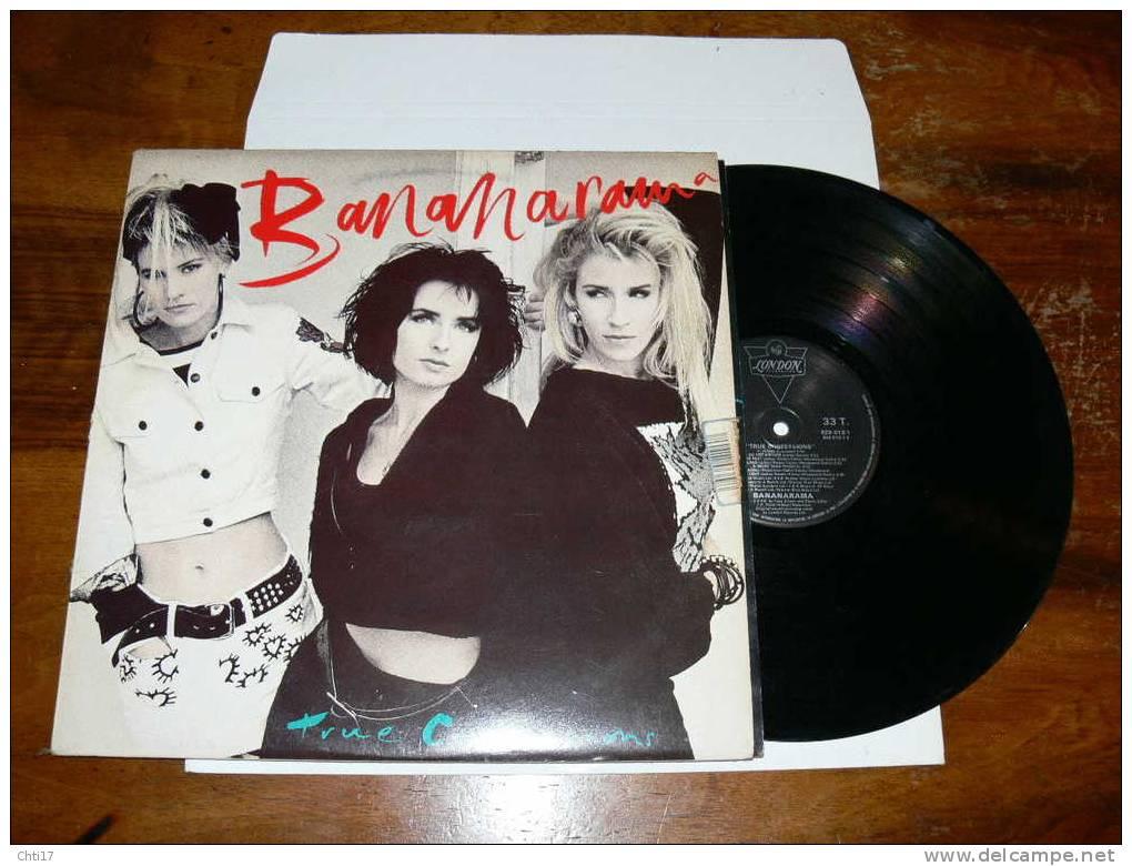 BANANARAMA TRUE CONFESSIONS   EDIT  BARCLAY  1986 - Disco, Pop