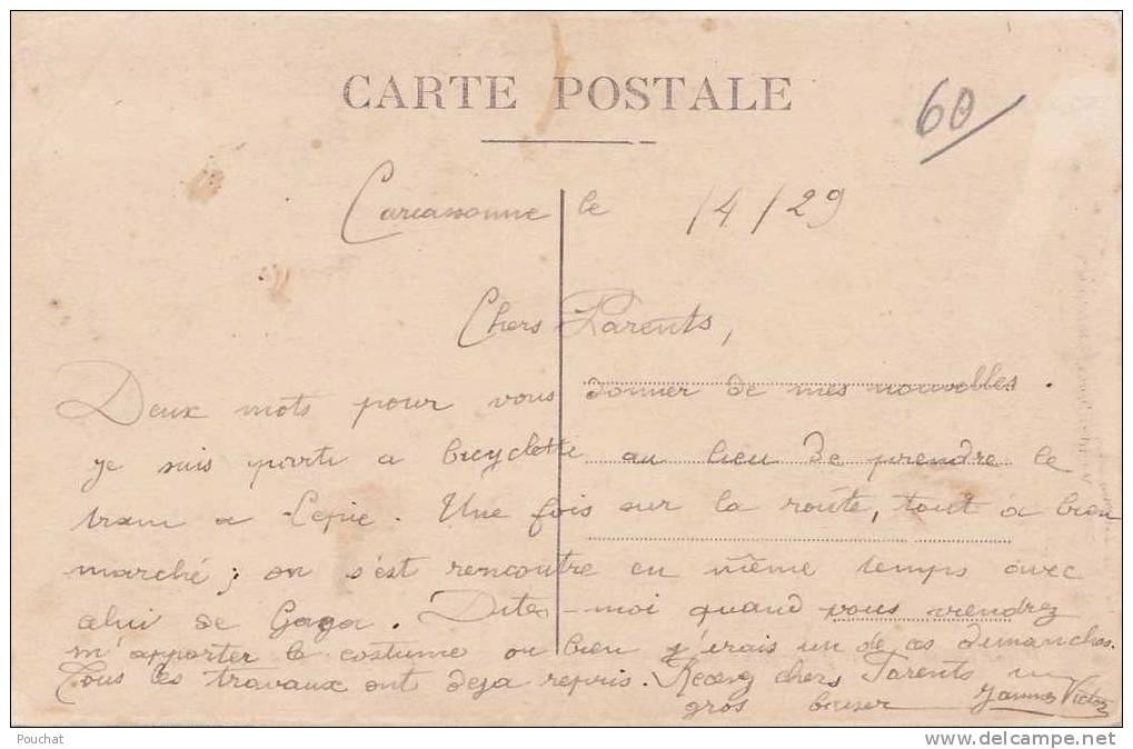 60) Liancourt.- (Oise) Etablissement Bajac - R.C. Clermont 1654 - Plantation Des Pommes De Terre - Binage Des Céréales - Liancourt