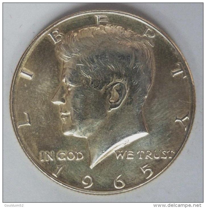 Half Dollar  1965  Kennedey - 1964-…: Kennedy