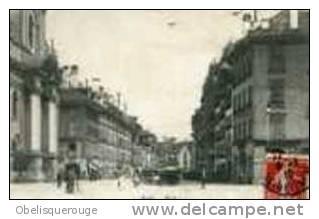 BERN SPITALGASSE ANNIMATION 1910 TOP - BE Berne