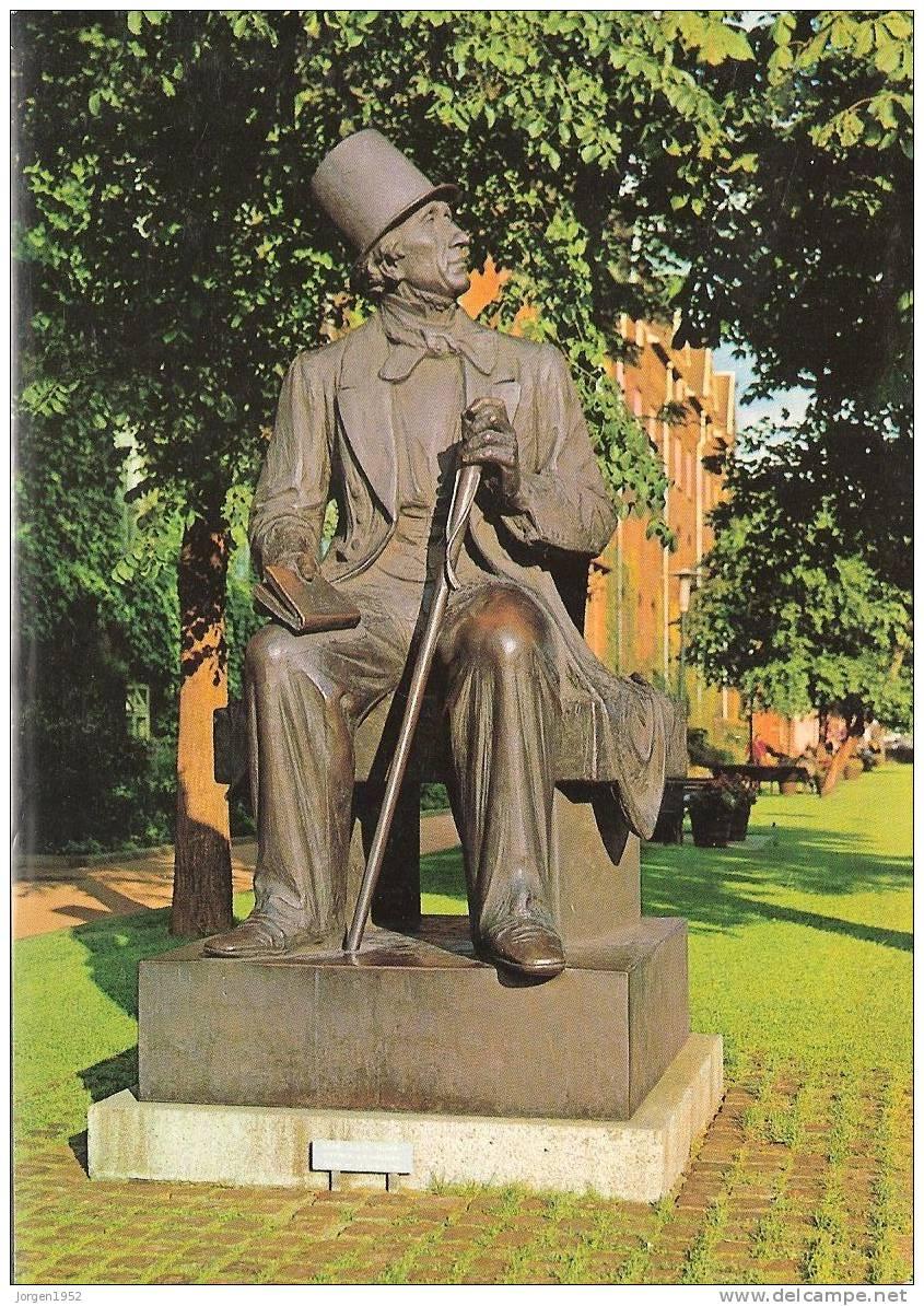 DENMARK   COPENHAGEN, MONUMENT H.C. ANDERSEN - Danemark