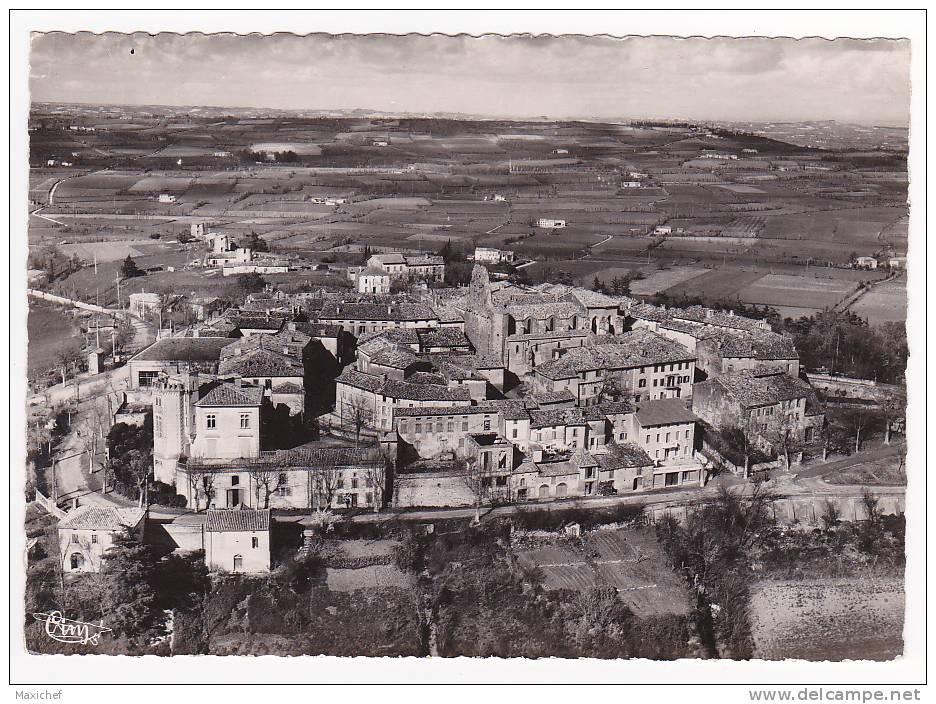 Saint-Julia - Vue Aérienne De La Ville - A Circulé En 1966 - CPSM 10.5X15 - France