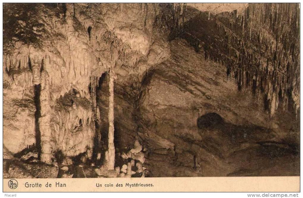 16665   Belgio,  Grotte  De  Han,  Un Coin Des  Mysterieuses,  NV - Rochefort