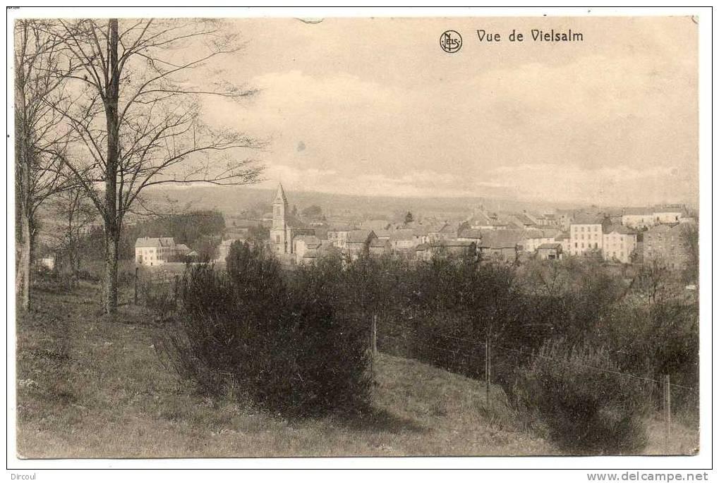 18110  -  Vue  De  Vielsalm - Vielsalm