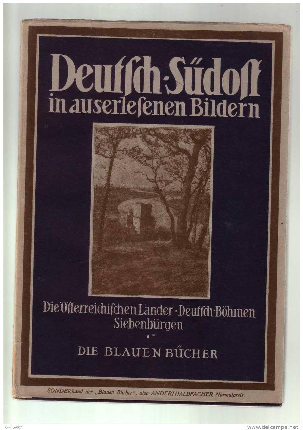 Deutsch  Sudost  In Auserlefenen Bildern - Alte Bücher