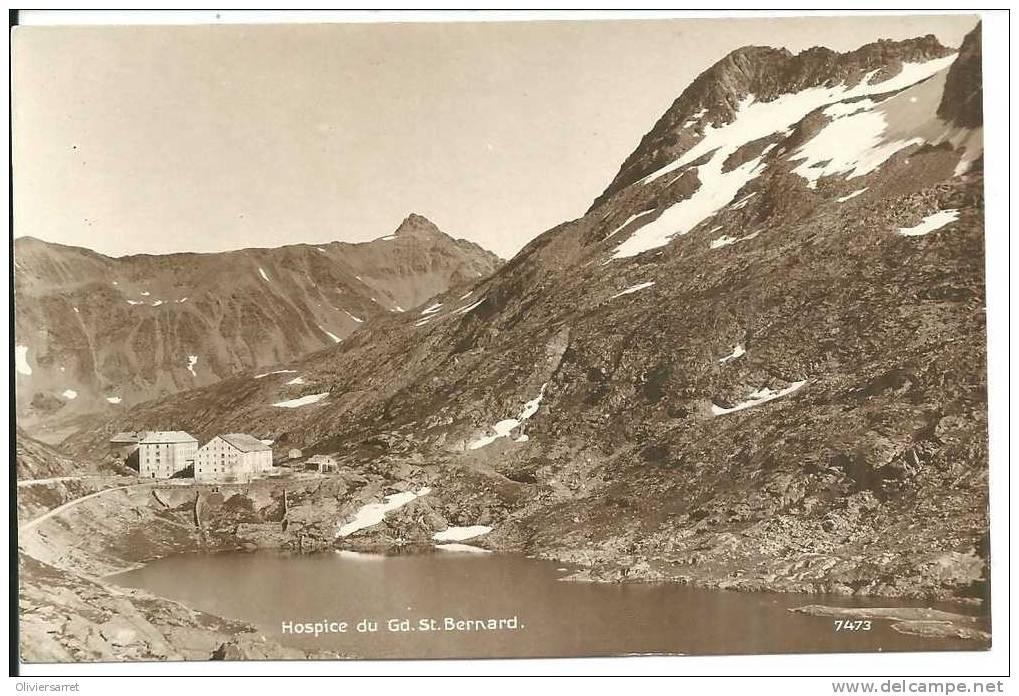 Hospice Du Grand Saint Bernard - Non Classificati