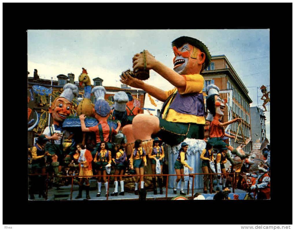 06 - NICE - Carnaval - Boire Rire Et Manger - Carnaval
