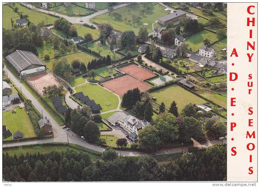 CHINY - ADEPS -centre Sportif Du Liry - Chiny