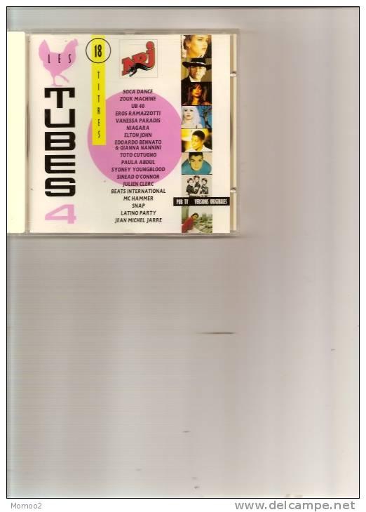 Les Tubes 4 - 18 Titres - - Compilaties