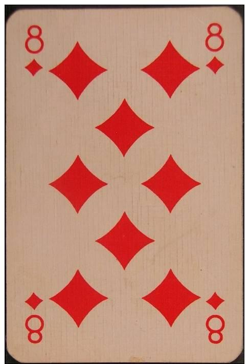 Speelkaart Brouwerij  Vondel Meulebeke - Cartes à Jouer