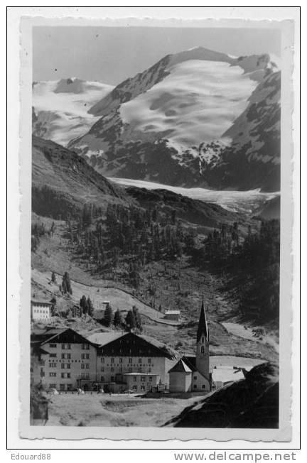 OBER-GURGL 1930m DAS GLETSCHERDORF TIROLS MIT SCHALFKOGL 3510m - Österreich
