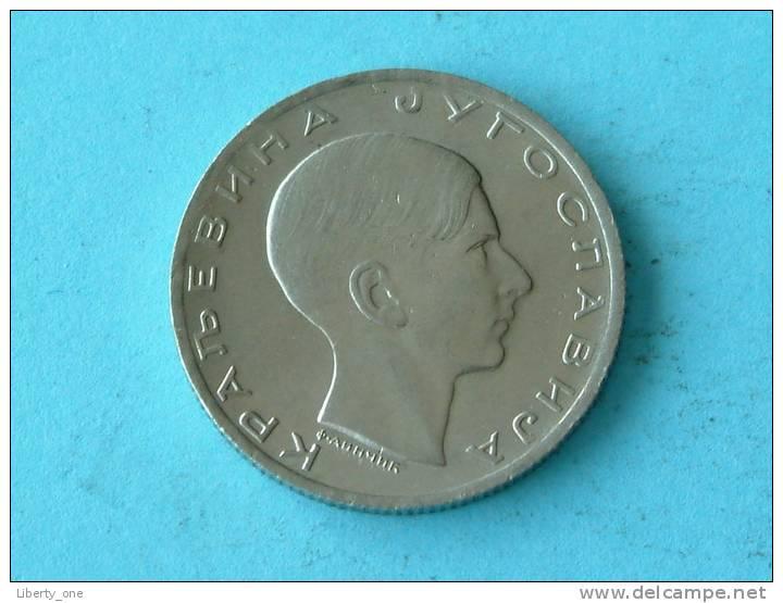 1938 - 10 DINARA / KM 22 ( For Grade, Please See Photo ) ! - Joegoslavië