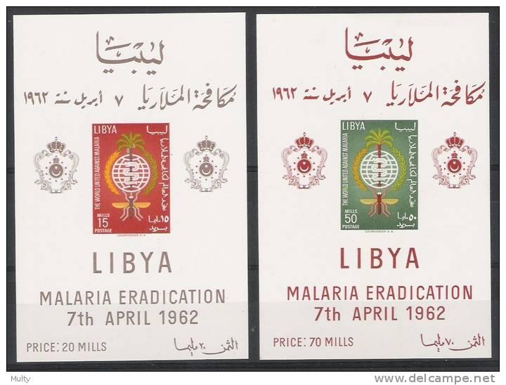 Libie Y/T Blokken 2 & 3 (**) - Libye