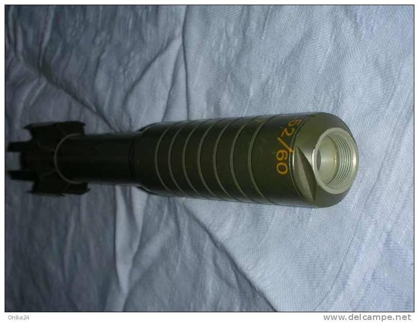 Maquette Grenade A Fusil 34mm - Armes Neutralisées