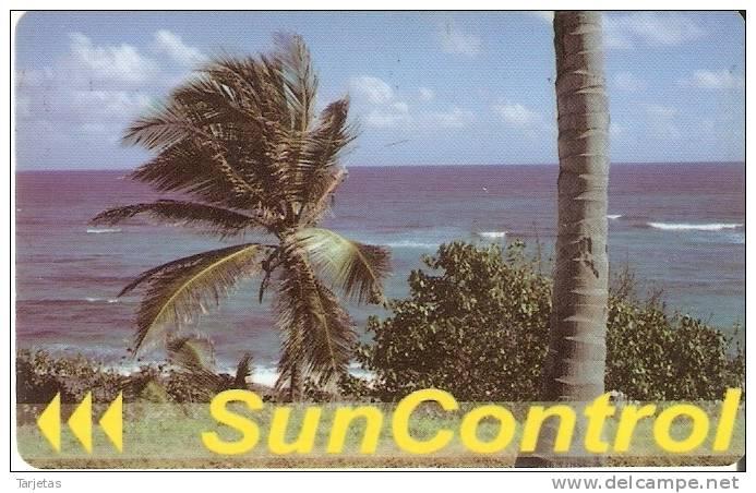 TARJETA DE SUN CONTROL  (no Es Tarjeta Telefonica) - Sin Clasificación