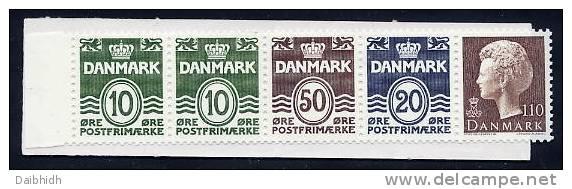 DENMARK 1979 2 Kr Booklet. Michel 26 - Booklets