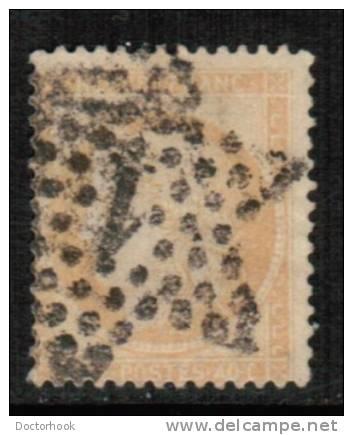 FRANCE   Scott #  59  F-VF USED - 1871-1875 Ceres