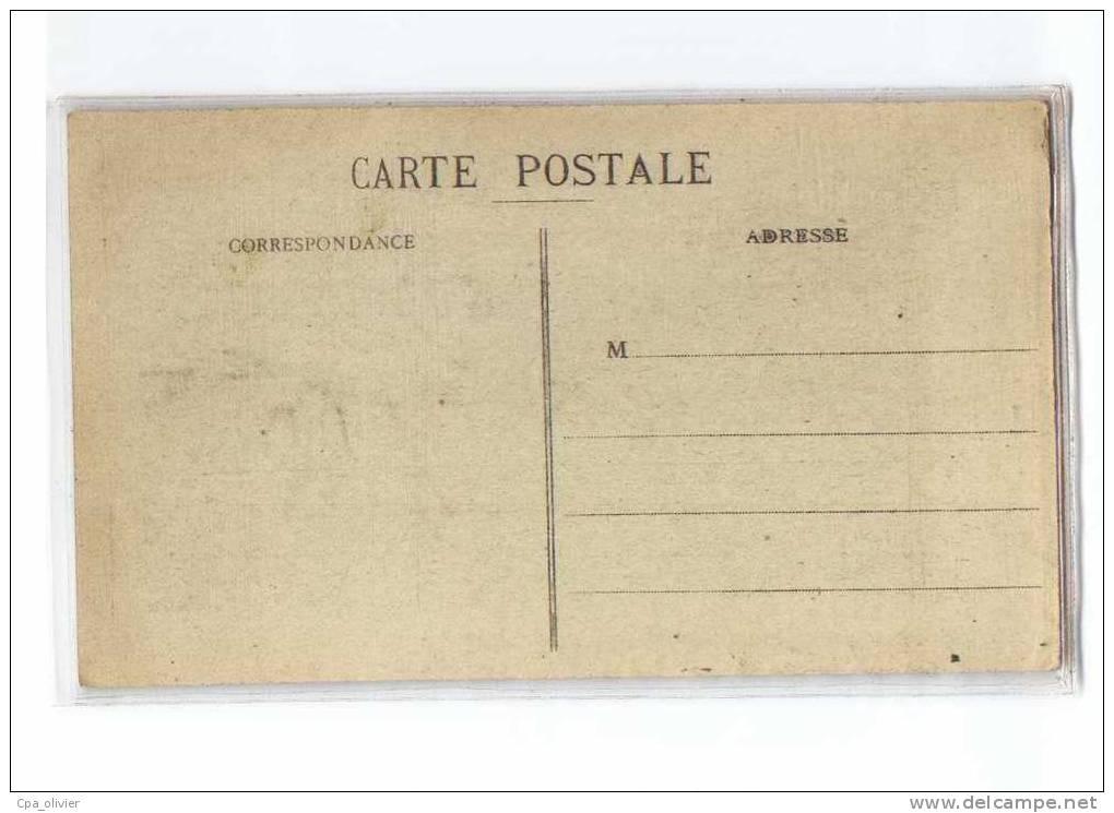 DAHOMEY Lac Nakoué, Bateau Vapeur, Ed ER, 192? - Dahomey
