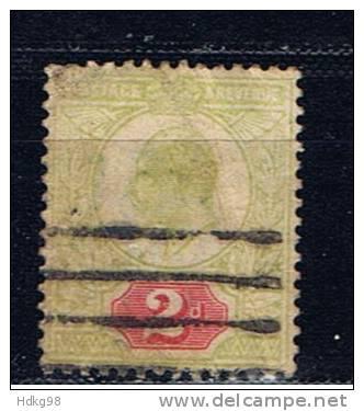 GB Großbritannien 1902 Mi 106 Königsporträt - 1902-1951 (Re)