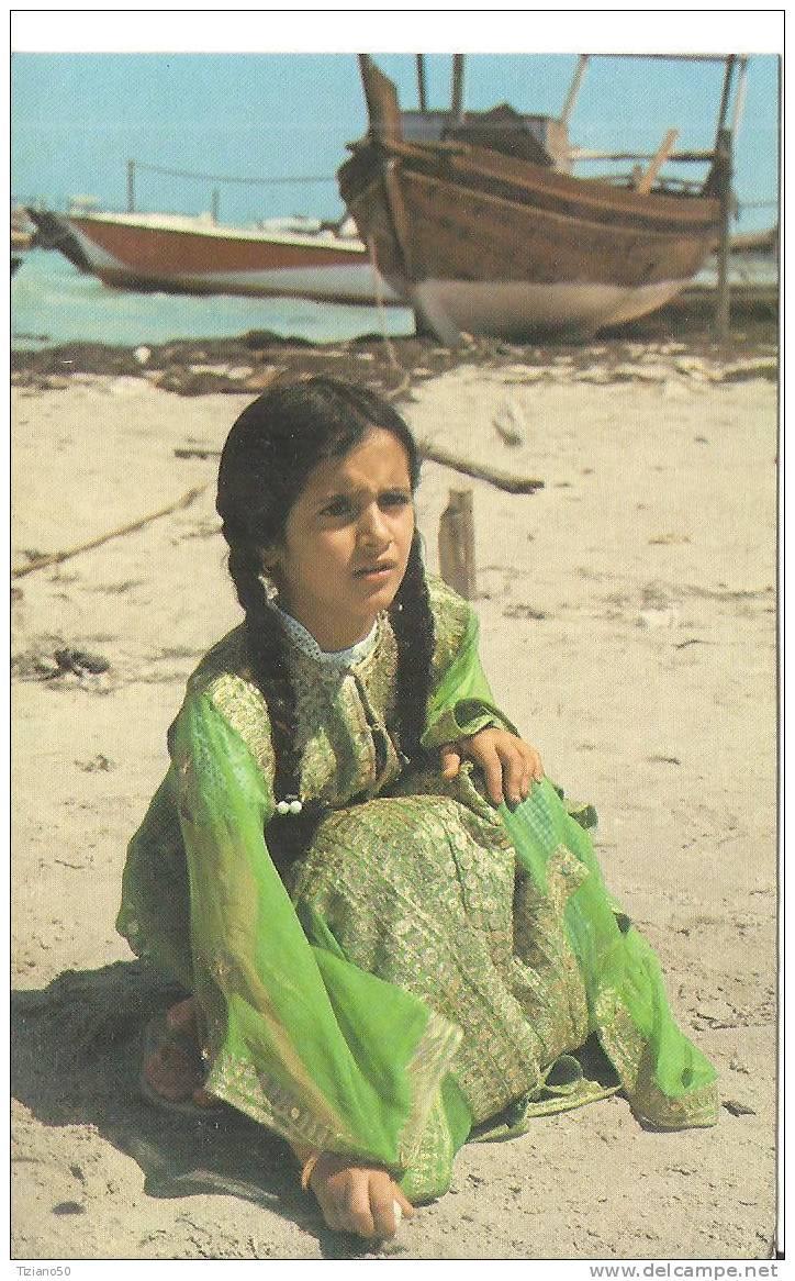MANAMA  VILLAGE GIRL -G390-FP - Emirati Arabi Uniti