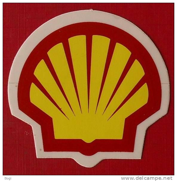 Shell - Autocollants