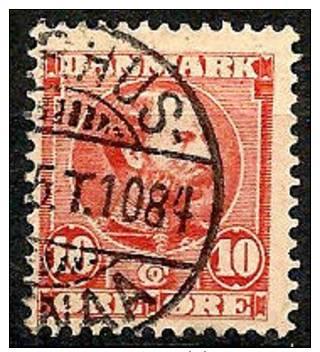 Denmark 1904 - 1864-04 (Christian IX)