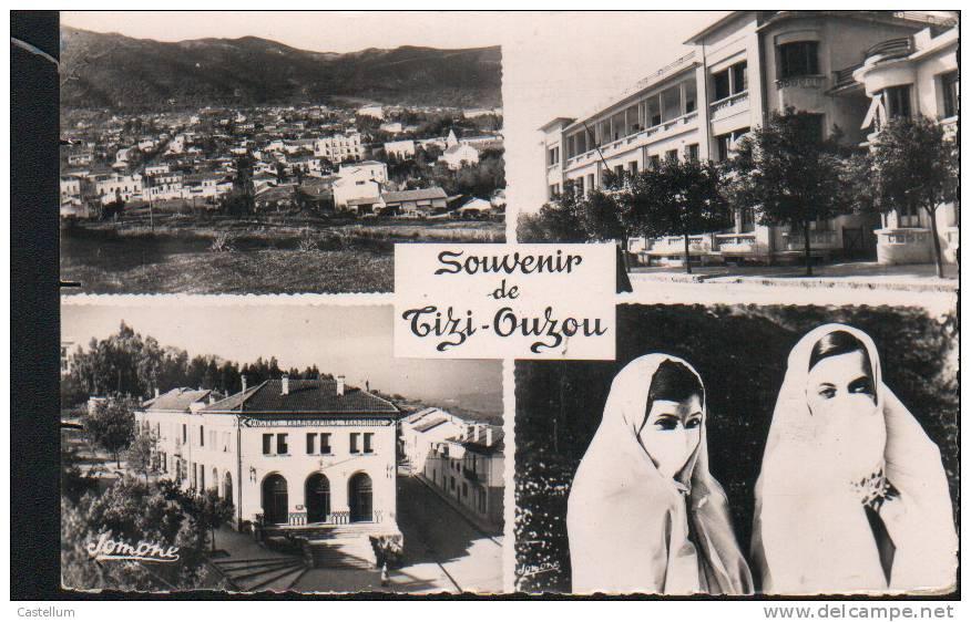 TIZI OUZOU (KABYLIE) - Tizi Ouzou
