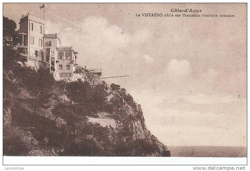 06 - ROQUEBRUNE / LA VISTAERO - Roquebrune-Cap-Martin