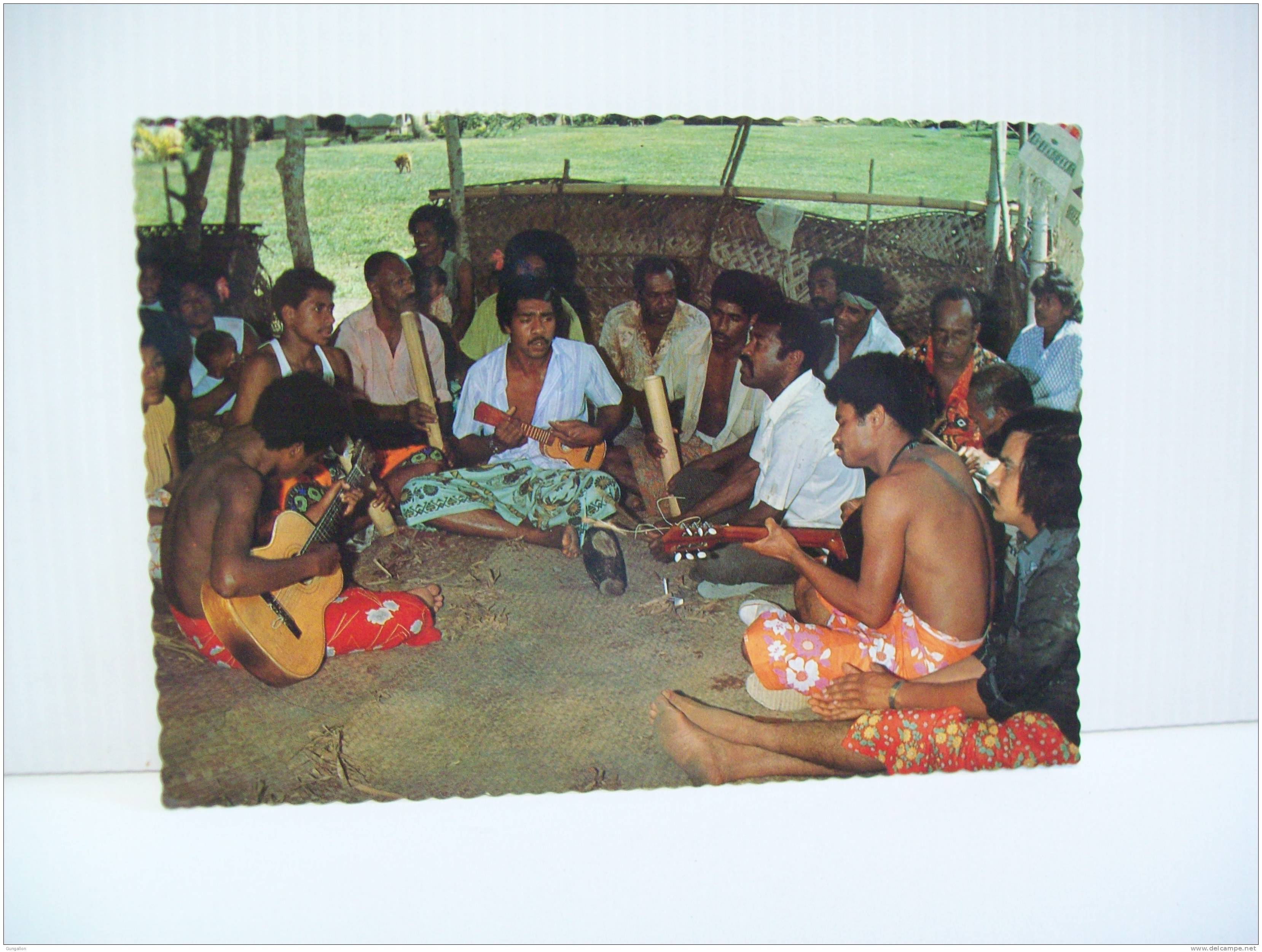 Meke Time Anytime  (Fiji) - Figi