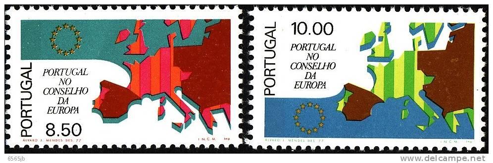 Portugal  RAAD VAN EUROPA / CONSEIL DE L´EUROPE / EUROPARAT - Europa-CEPT