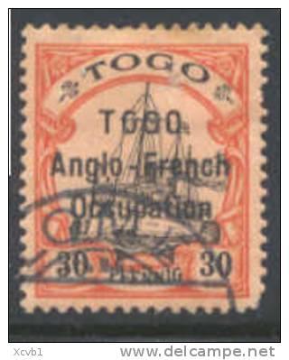 # TOGO  40, Used, SCV$ 30  (tog040-1 - Unclassified