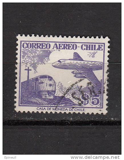CHILI °  N°  PA 168  YT - Chile