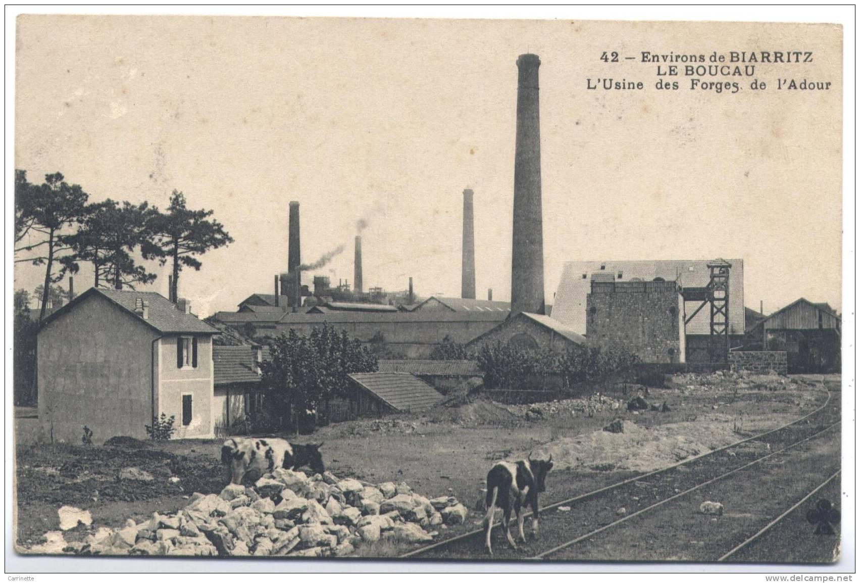 Le boucau 64 pays basque usine des forges de l for Les forges d adour
