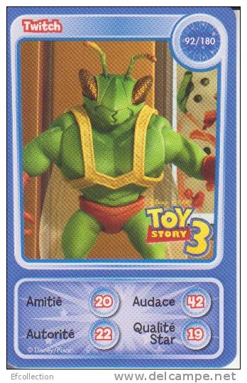 Twitch,Toy Story 3,Pixar,Disney,n°92 - Disney
