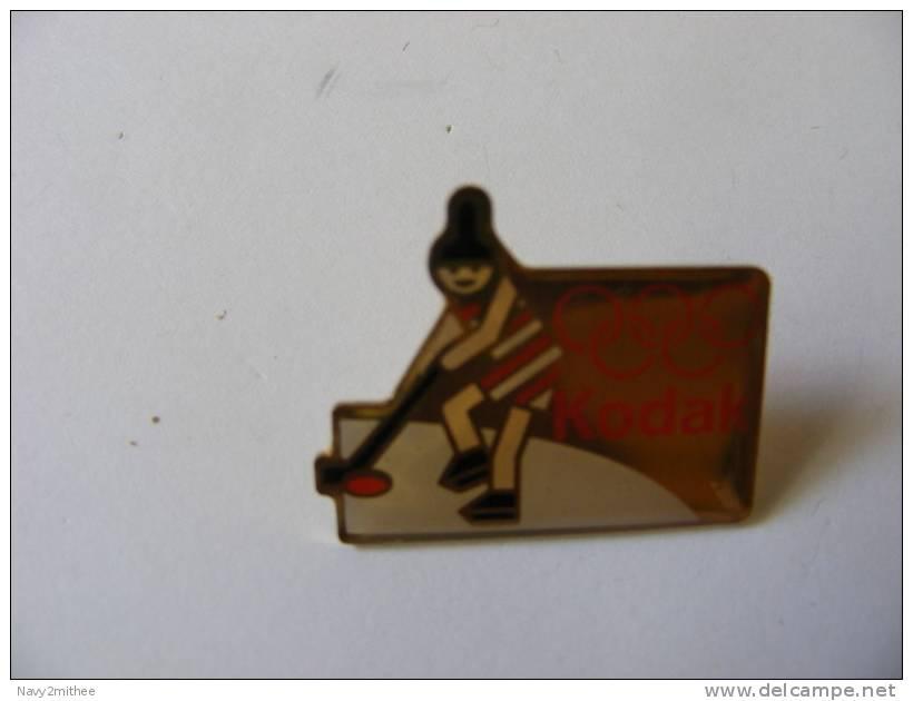 OLYMPIQUE SPONSOR KODAK - Olympische Spelen