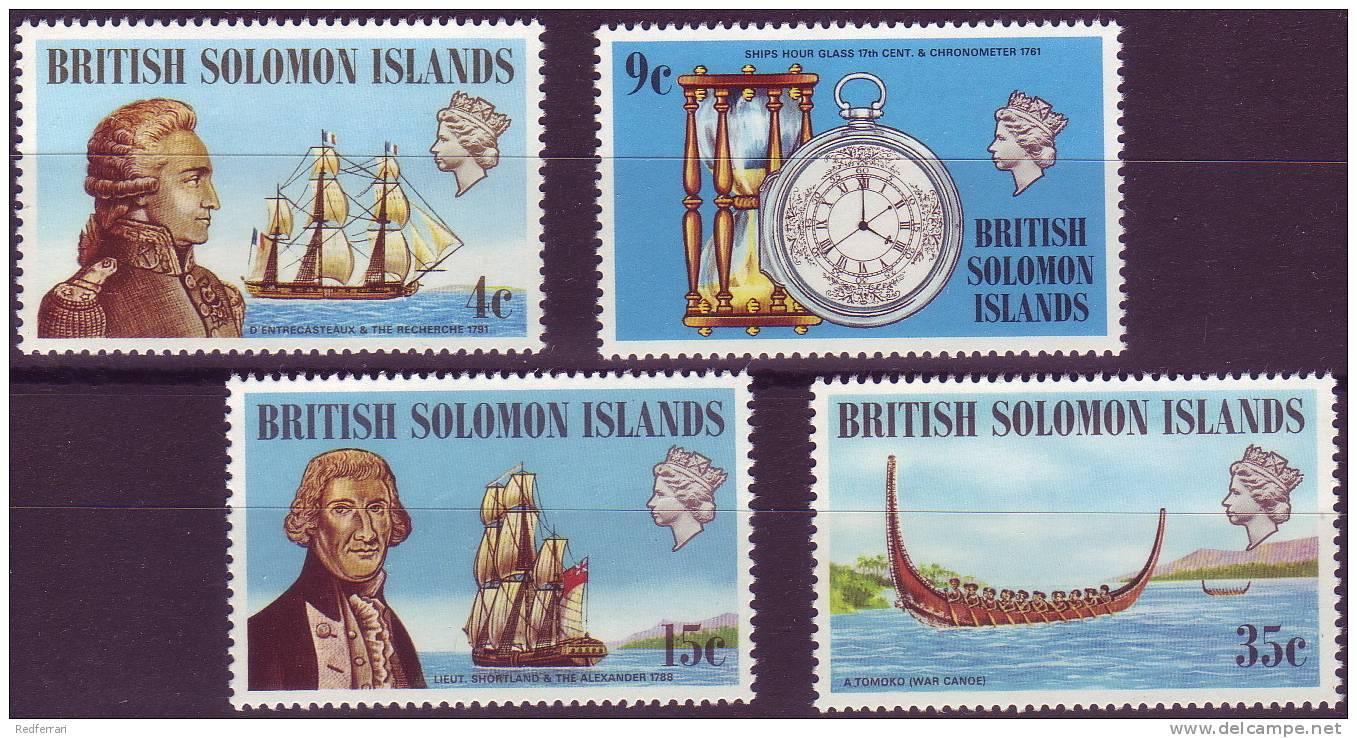 ( 1455 )  British Solomon Islands - Ships - Other . - Ships