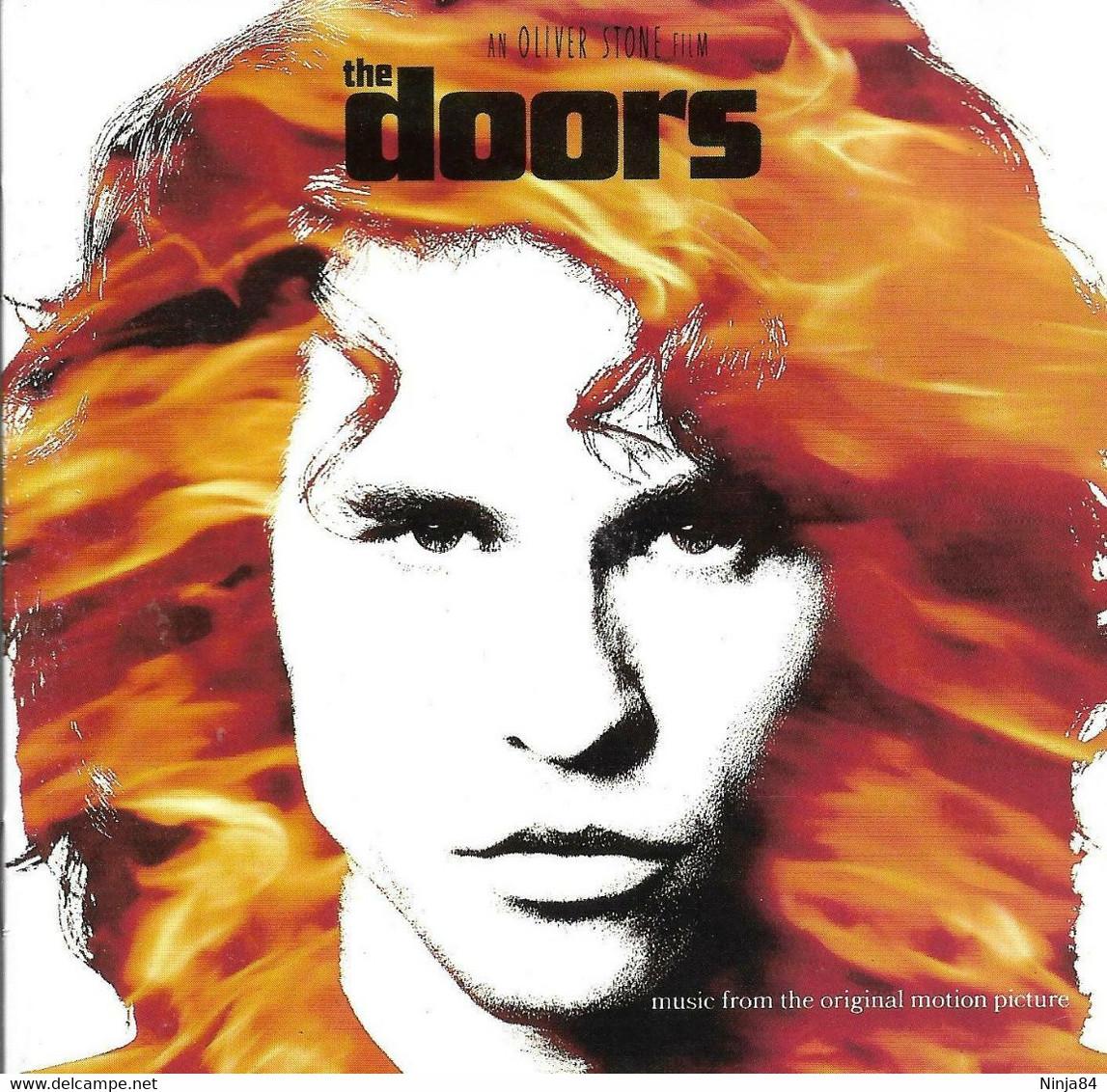"B-O-F  The Doors  ""  The Doors  "" - Filmmusik"