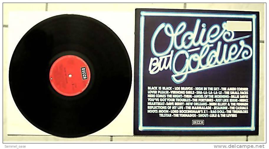 LP  Oldies But Goldies  ,  Von Decca  - 6.23408 AF -  Von Ca. 1978 - Disco, Pop