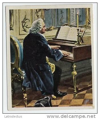 Die Großen Der Weltgeschichte (1934) - 87 - Johann Sebastian Bach - Sigarette