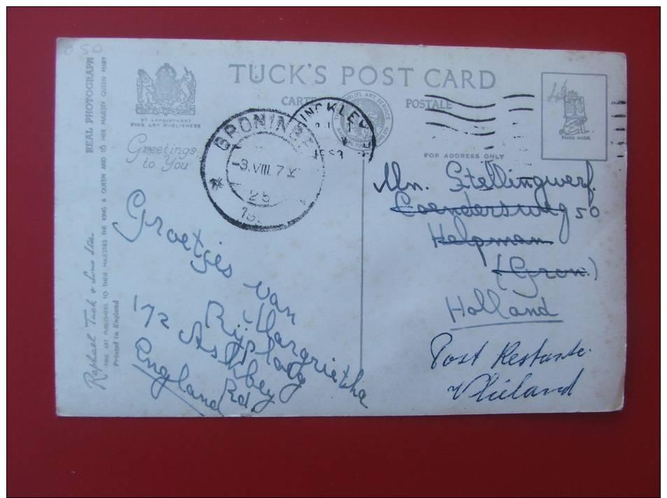 LEICESTERSHIRE   HOLLYCROFT PARK HINCKLEY - England