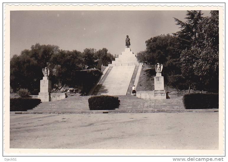Ajaccio (Corse) - Monument De Napoléon - 9 Août 1964 - Lieux
