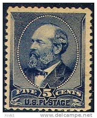 # United States   216, Mint, Og, Nh,  SCV$775.00  (us216-1 - 1847-99 General Issues
